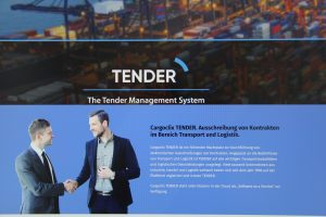 Cargoclix TENDER: With a revised platform, the software provider comes to transport logistic
