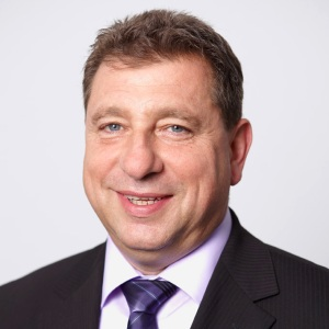 Niederlassungsleiter Rainer Schlothauer