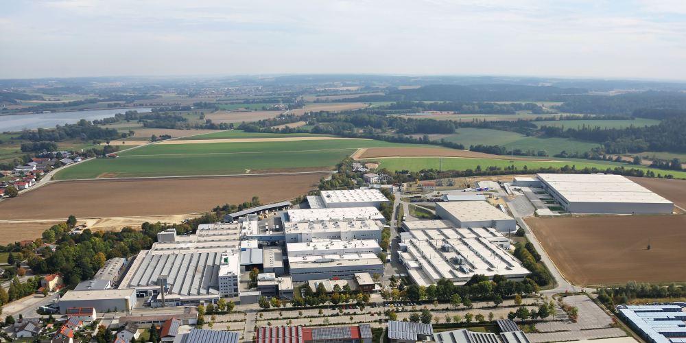 Im bayerischen Marklkofen bei Dingolfing betreibt MANN+HUMMEL sein weltweit größtes Filterwerk.